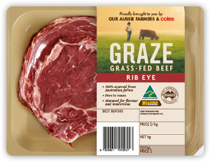 Graze Labels printed by The Le Mac Australia Group and applied by the LSL 500