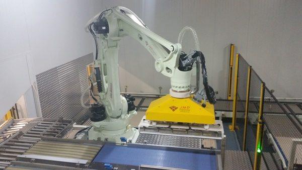 Kawasaki CP180L Palletising Robot